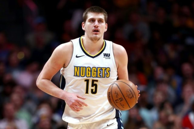 Nikola Jokic finished with 23 points, 11 rebounds and 11 assists as the Nuggets won their fifth straight with a 134-115 victory over the Los Angeles Clippers