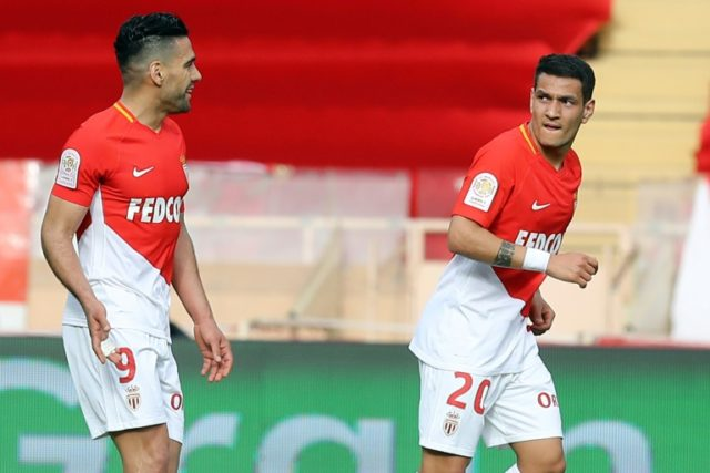 Radamel Falcao and Rony Lopes scored the goals as Monaco fought back to see off Nantes