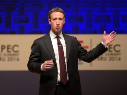 Facebook CEO and chairman Mark Zuckerberg, seen at a 2016 APEC summit in Peru, is likely to be grilled over privacy issues in two congressional hearings