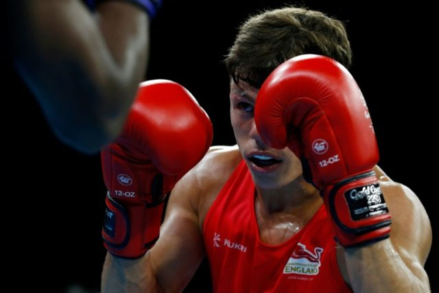 England's Pat McCormack has come off a production line of talent at GB Boxing.