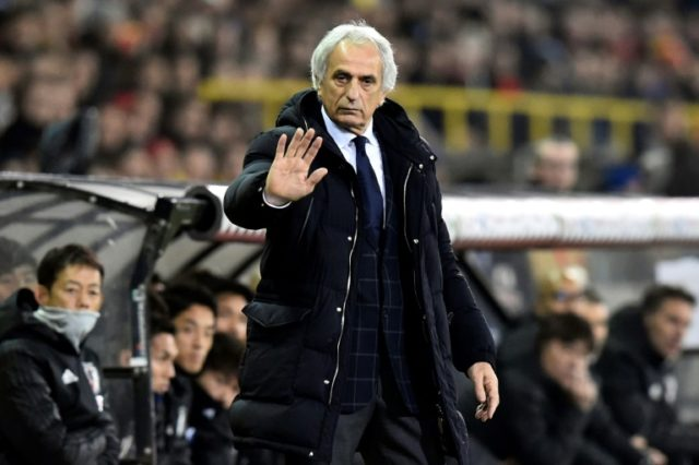 Japan fired national football coach Vahid Halilhodzic after months of tension over his perfomance, with the Franco-Bosnian being forced to rebut rumours late last year he was facing the axe