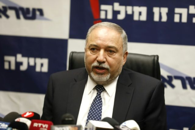 """Israeli Defence Minister Avigdor Lieberman says there are """"no innocent people"""" in the Gaza Strip where 30 Palestinians have been killed by Israeli forces since March 30 in protests and clashes"""