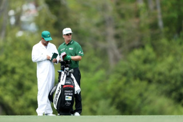 Charley Hoffman's hole-in-one was the 20th ace ever recorded at the 16th hole in Masters competition