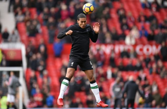Van Dijk has lived up to his biling as the world's most expensive defender since joining Liverpool in January.