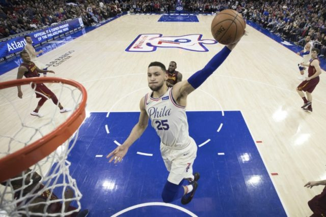 Ben Simmons finished with nine assists and seven rebounds as the Sixers cruised to a 109-97 victory over Dallas