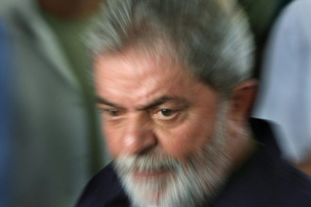 Brazil's ex-president Luiz Inacio Lula da Silva's new home measures roughly 15 square meters (160 square feet) and has its own private toilet and hot shower -- and even a television -- a luxury in Brazil's often violent, overcrowded prisons