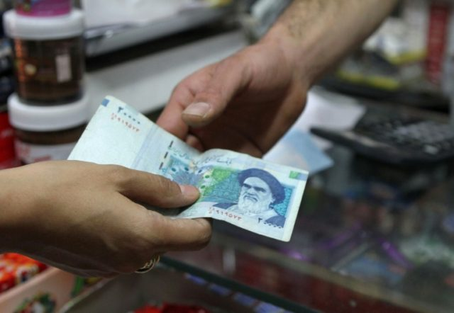 The rial has reached a series of record-lows in recent weeks driven mostly by speculation the US would pull out of the nuclear deal with Iran next month