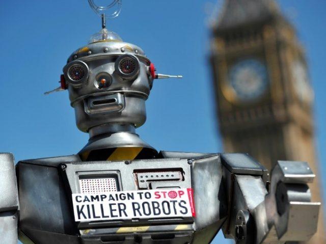 UN reopens talks on defining 'killer robots'