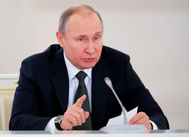 Russian President Vladimir Putin has gradually brought media -- especially television -- under state co0ntrol since the 2000s