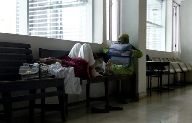 Indonesian hospitals are grappling with a spate of deaths and injuries from bootleg alcohol