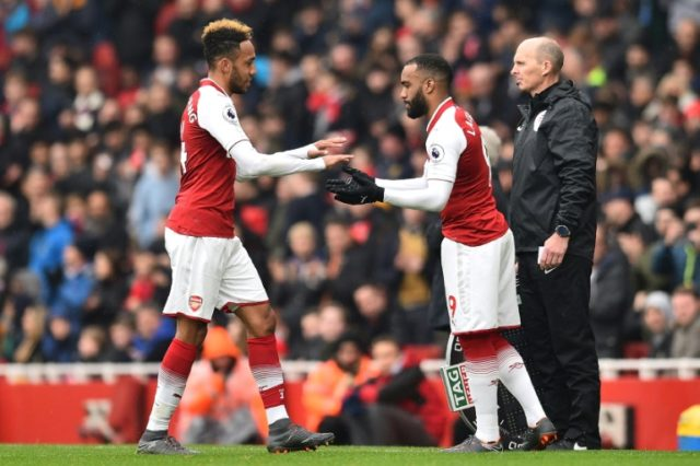 The absence of injured Liverpool and Egypt star Mohamed Salah allowed Pierre-Emerick Aubameyang to steal the limelight among the African stars in Europe at the weekend
