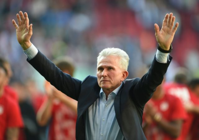 Jupp Heynckes is plotting for more than just another Bundesliga title