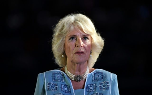 Games president Louise Martin said Camilla was 'shattered' after a long plane journey