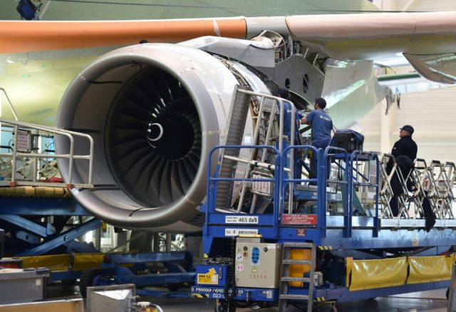 Rolls-Royce, whose engines are used in Airbus and Boeing aircraft, also makes power systems for use on land and at sea