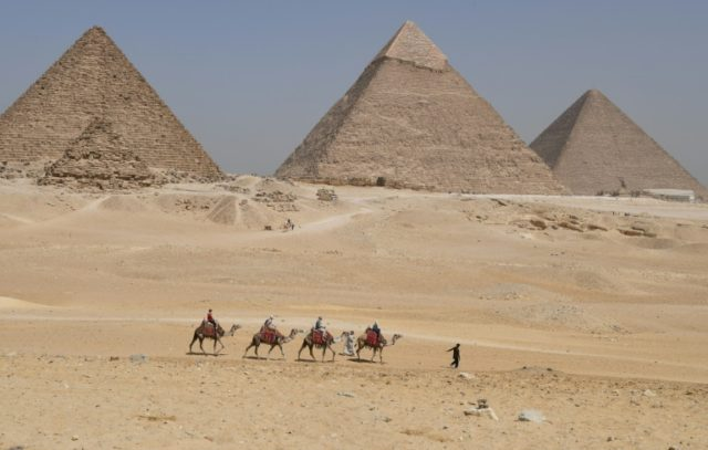 Russians will be able to visit the Giza pyramids easier starting on Wednesday when direct flights resume between Moscow and Cairo