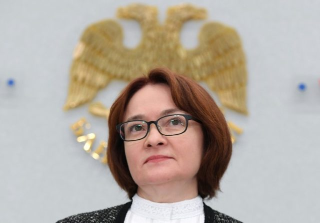 Russia's central bank says it's ready to act if necessary