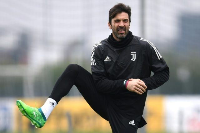 Gianluigi Buffon has made 124 Champions League appearances but the title has always eluded him
