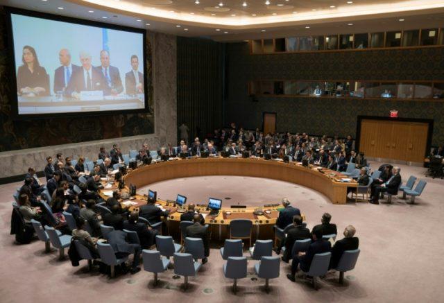 US, Russia headed for UN clash over Syria