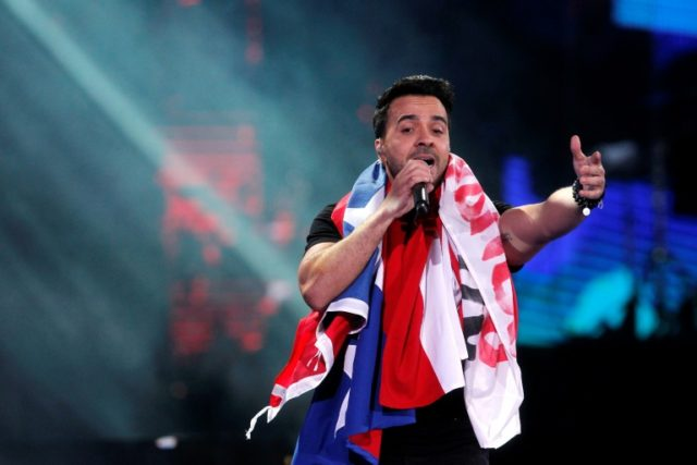 """Puerto Rican singer Luis Fonsi -- shown performing in Chile in February -- is the singer of global mega-hit """"Despacito,"""" one of the songs whose videos were hacked on YouTube at the 59th Vina del Mar International Song Festival on February 21, 2018 in Vina del Mar, Chile."""