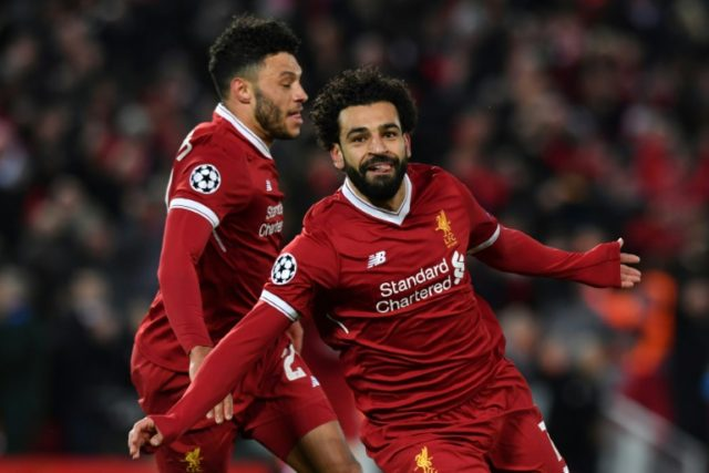 Mohamed Salah has already scored seven times in the Champions League this season, including a goal in the first leg against Manchester City