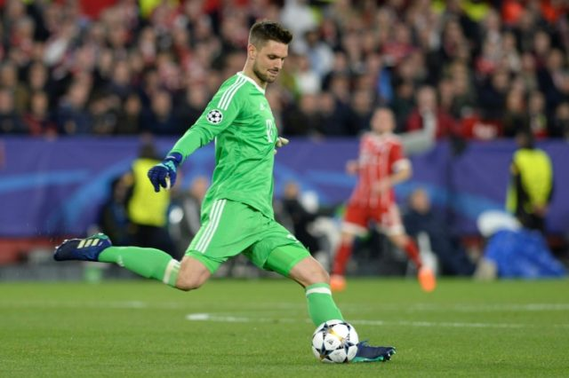 Sven Ulreich has proved an able replacement for Manuel Neuer at Bayern Munich this season