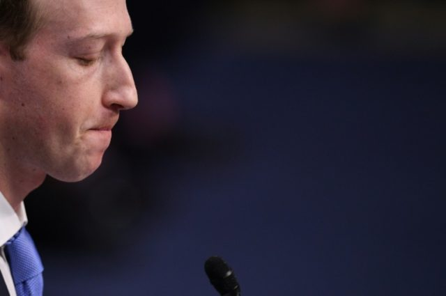 Zuckerberg tells lawmakers 'I'm sorry' for data abuses