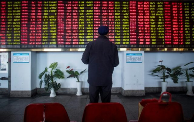 China says it will further open its financial markets to foreign investors in an apparent attempt to cool tensions with the US