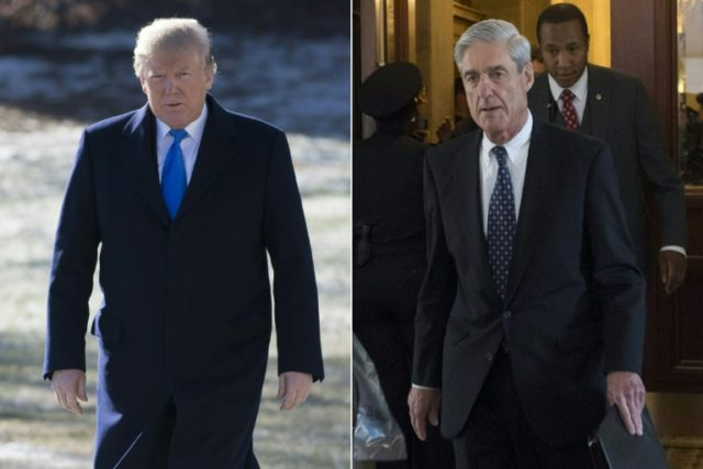President Donald Trump is stepping up his attacks on special counsel Robert Mueller, who is leading the probe into Russian interference in the 2016 presidential election