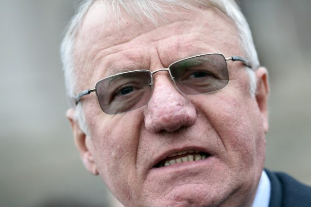 Vojislav Seselj had faced nine charges of war crimes and crimes against humanity