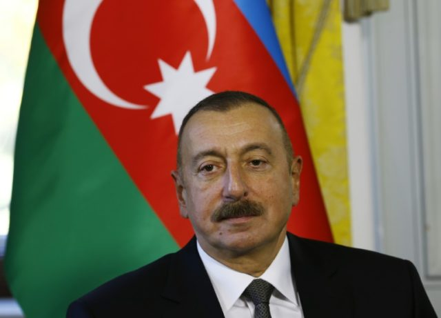 Azerbaijan President Ilham Aliyev surprised the opposition by holding the vote six months early
