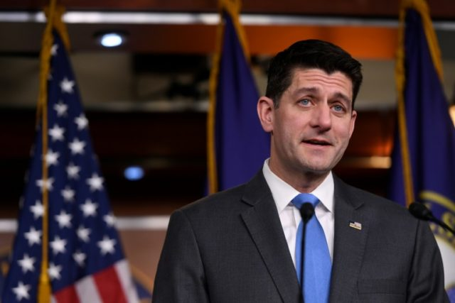 Speaker of the House Paul Ryan says he won't run for re-election in the November midterms and will retire when his term ends in January