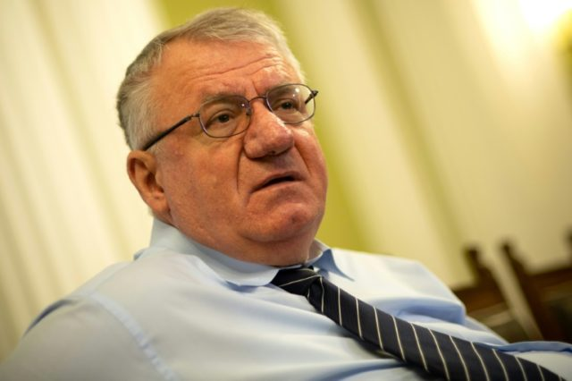 Serbian radical opposition MP Vojislav Seselj was acquitted in March 2016 of nine war crimes and crimes against humanity charges