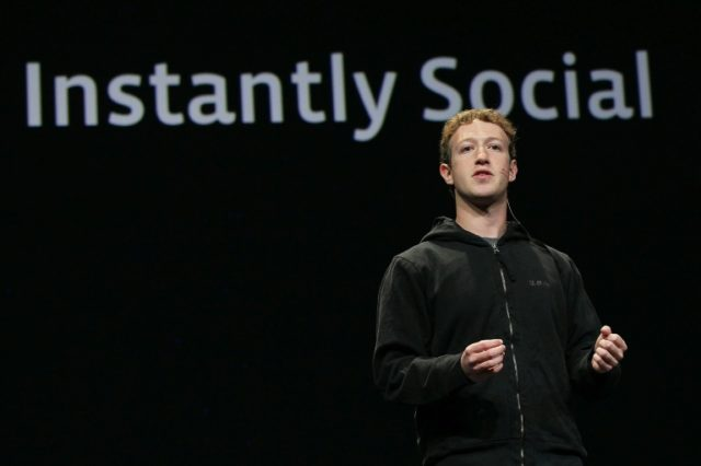 Silicon Valley wunderkind Zuckerberg in eye of the storm