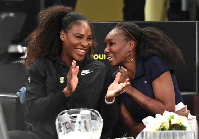 Serena and Venus Williams will not feature for the United States in their Fed Cup semi-final in France