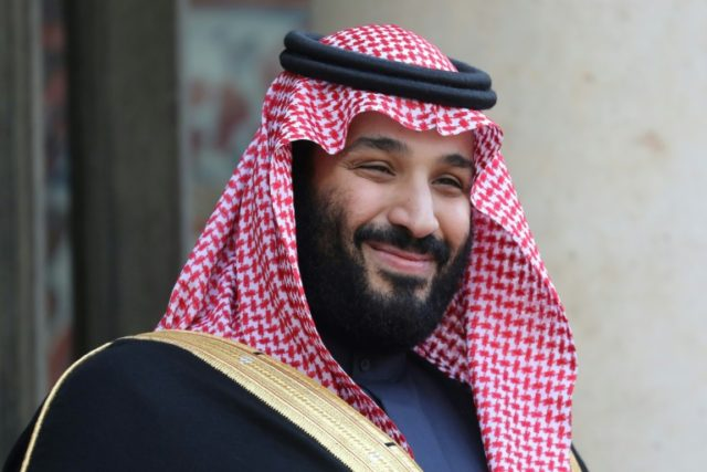 Prince Mohammed is scheduled to meet with Spain's King Felipe VI, who acceded to the throne in 2014, before holding talks with Prime Minister Mariano Rajoy