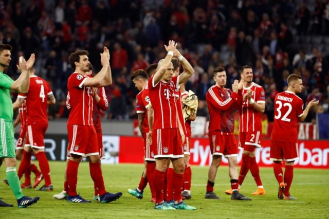 Bayern Munich remain in contention for another treble under Jupp Heynckes