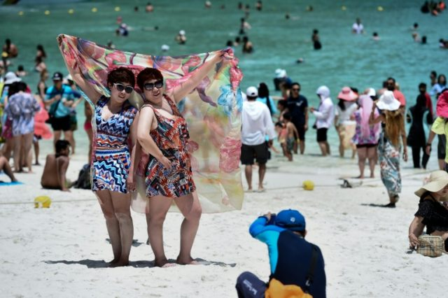 Thailand received 35 million tourists last year, of whom nearly 10 million hailed from China, according to official data