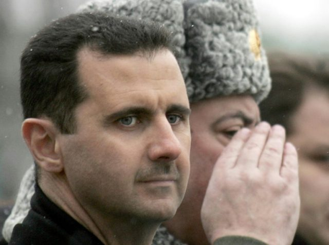 Russia-backed Syrian President Bashar al-Assad has been accused of killing dozens in a chemical attack in a Damascus suberb, sparking uproar from the West and fuelling fears of a stand-off with Moscow