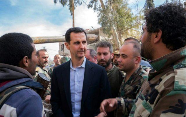 Syria's Assad warns Western action would 'further destabilise' region