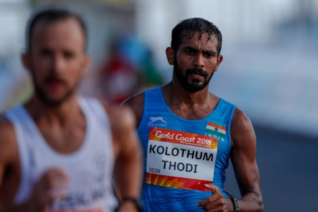 Irfan Kolothum Thodi was one of two Indian athletes to be kicked out of the Commonwealth Games after syringes were found in their accomodation