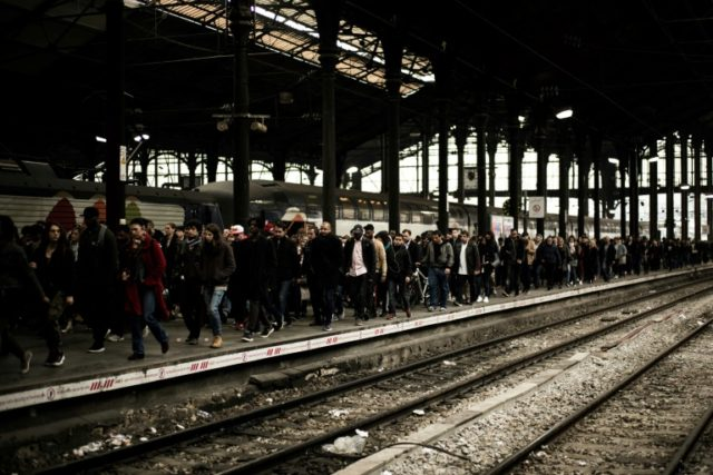 Workers at France's state rail operator have vowed three months of rolling strikes unless the government abandons its overhaul plans