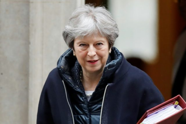 Prime Minister Theresa May was holding an emergency cabinet to discuss joining mooted strikes by the US and allies, as rival politicians and some Conservative colleagues called for a parliamentary vote before any British involvement
