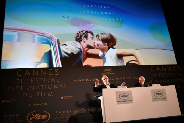 Organisers unveiled the official selection for the 71st Cannes Film Festival