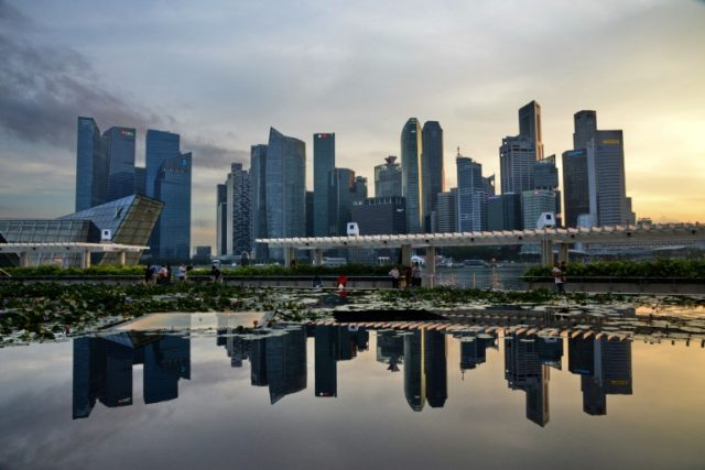 The Monetary Authority of Singapore expects the economy to 'continue on a steady path' this year