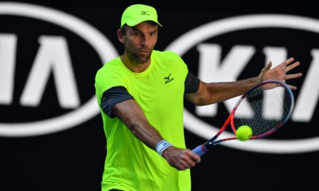Croatia's Ivo Karlovic, 39 -- shown here at the Australian Open earlier this year -- is the oldest ATP semi-finalist since Jimmy Connors a quarter century ago