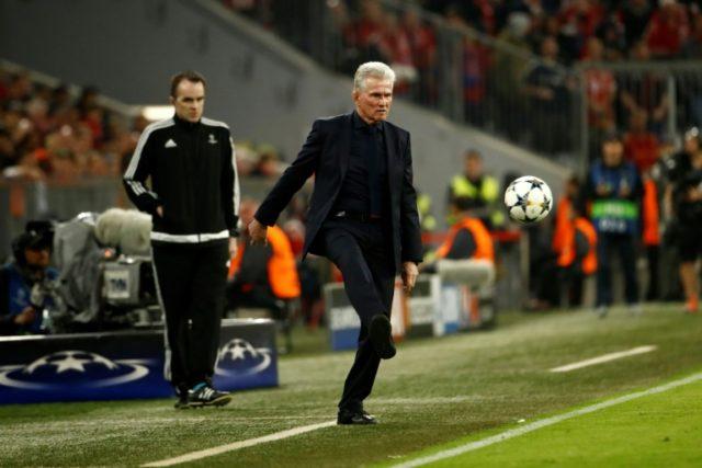 Bayern Munich coach Jupp Heynckes fears in-form Real forward Cristiano Ronaldo