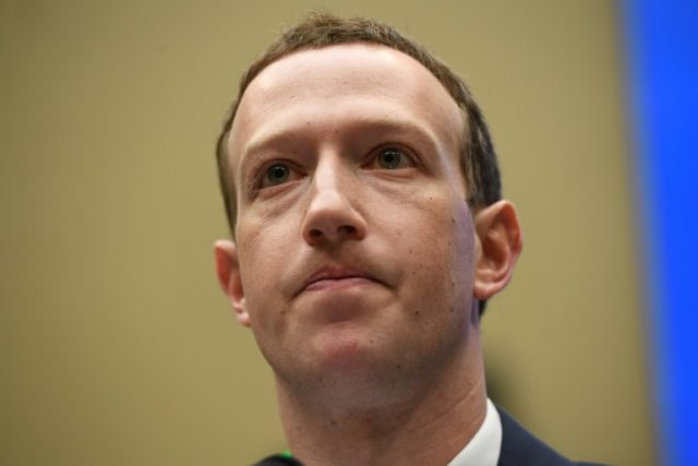 Facebook CEO and founder Mark Zuckerberg testifies in Washington earlier this week about data breaches at the social media giant which have sparked calls for tougher rules