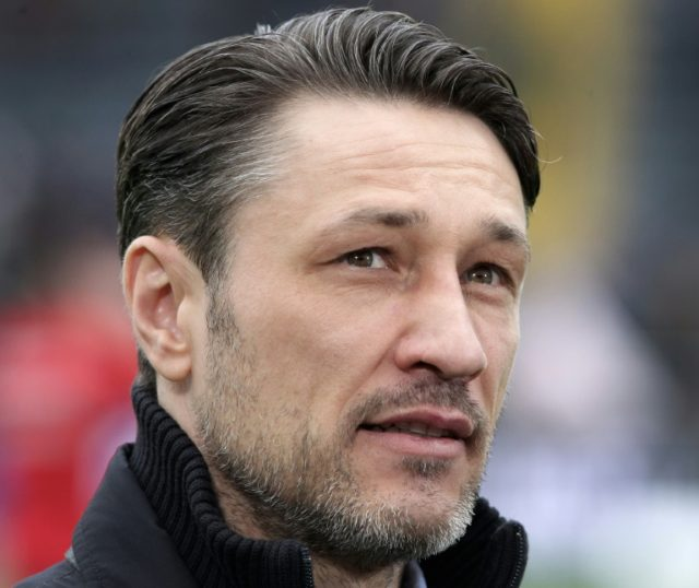Bayern Munich name Frankfurt's Niko Kovac as next coach: club