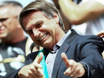 Brazil's Jair Bolsonaro is a far-right former army captain who has praised torture and the country's two-decade military dictatorship