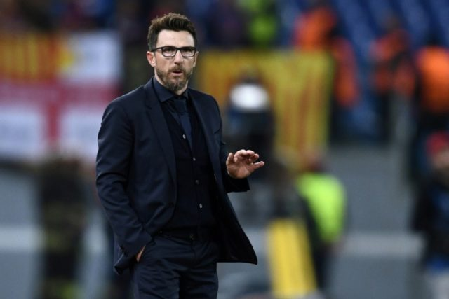 AS Roma coach Eusebio Di Francesco believes Liverpool are a strong side, but welcomes meeting the 'Reds' in the Champions League semi-finals